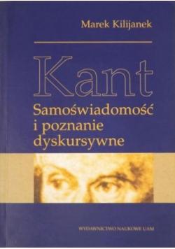 Kant Samoświadomość i poznanie dyskursywne