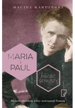 Maria i Paul Miłość geniuszy