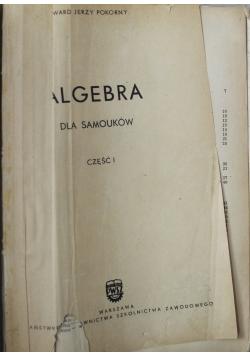 Algebra dla samouków cz I