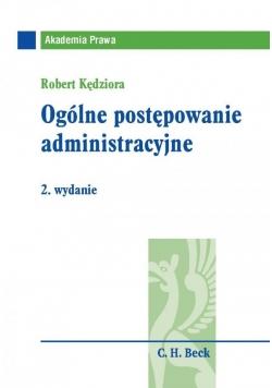 Ogólne postępowanie administracyjne