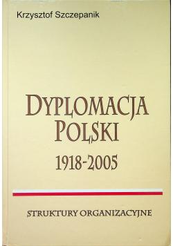 Dyplomacja Polski 1918  2005
