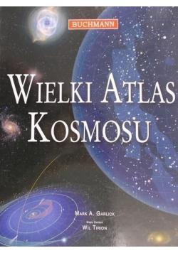 Ilustrowany wielki atlas kosmosu