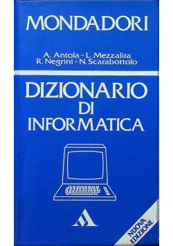 Dizionario di informatica