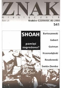 Znak miesięcznik nr 541