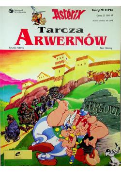 Asterix Tarcza Arwernów Zeszyt 2