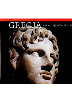 Grecja życie legendy sztuka