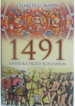 1491 Ameryka przed Kolumbem