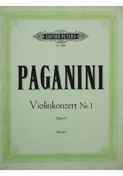 Violinkonzert Nr 1
