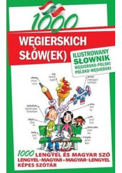 1000 węgierskich słówek Ilustrowany słownik