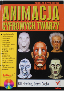 Animacja cyfrowych twarzy