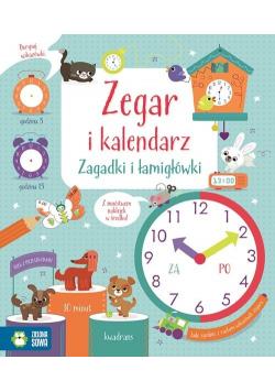 Zagadki i łamigłówki Zegar i kalendarz