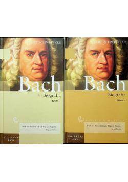 Jan Sebastian Bach Biografia 2 tomy