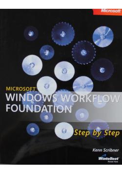 Microsoft Windows Workflow Foundation