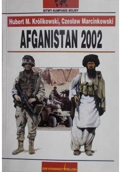 Afganistan 2002