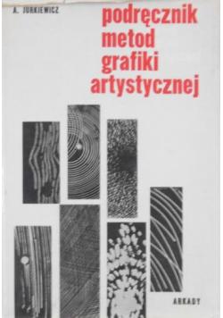 Podręcznik metod grafiki artystycznej