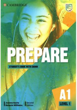 Prepare Level 1 Student's Book with eBook