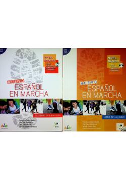 Nuevo Espanol en marcha basico A1 A2  2 tomy
