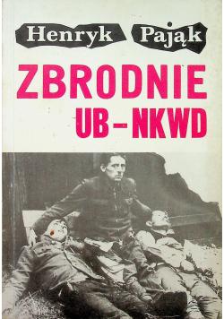 Zbrodnie UB NKWD