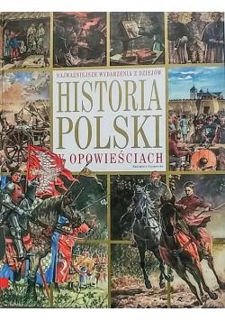 Najważniejsze wydarzenia z dziejów Historia Polski w opowieściach