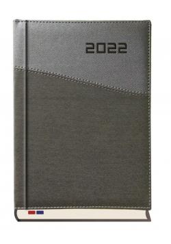 Terminarz 2022 A5 dzienny Senator T-240K-52