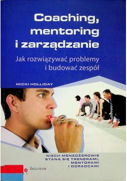Coaching mentoring i zarządzanie