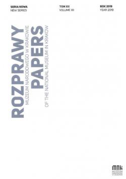 Rozprawy Muzeum Narodowego w Krakowie T.12