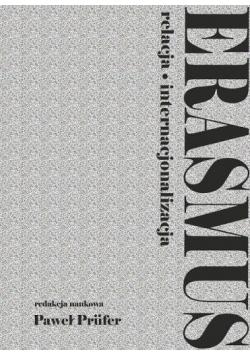 Erasmus relacja internacjonalizacja