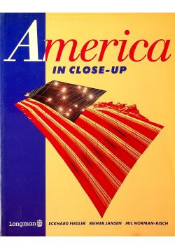 American in close up