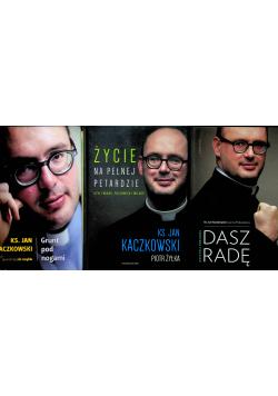 Kaczkowski 3 tomy