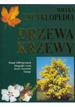Wielka Encyklopedia Drzewa Krzewy