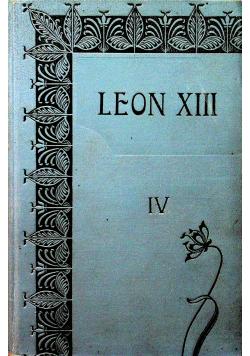 Leon XIII żywot i prace 1902 r