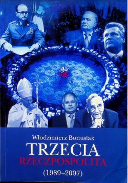 Trzecia rzeczpospolita 1989 2007