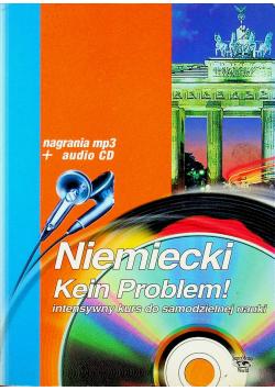 Niemiecki Kein Problem plus płyta CD
