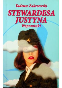 Stewardesa Justyna Wspominki