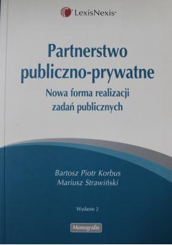 Partnerstwo publiczno  prywatne