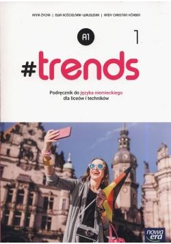 Trends 1 Podręcznik