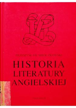 Historia literatury angielskiej