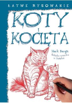 Łatwe rysowanie Koty i kocięta