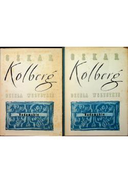 Kolberg Dzieła wszystkie Tom 20 i 21