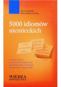 500 idiomów niemieckich