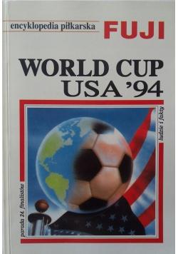 Encyklopedia piłkarska FUJI Tom 10 World Cup USA 94