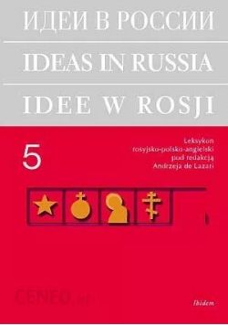 Idee w Rosji tom 5
