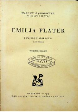 Emilja Plater 1929 r.