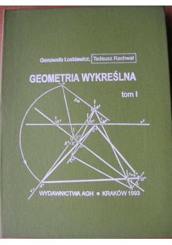Geometria wykreślana  tom 1
