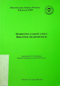 Marketing i jakość usług