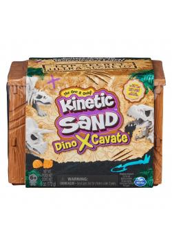 Kinetic Sand Małe wykopalisko dinozaurów
