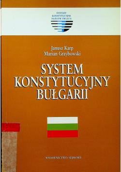 System konstytucyjny Bulgarii