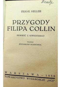 Przygody Filipa Collin 1930 r