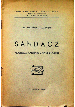 Sandacz 1939 r