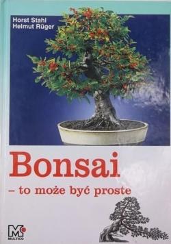 Bonsai to może być proste